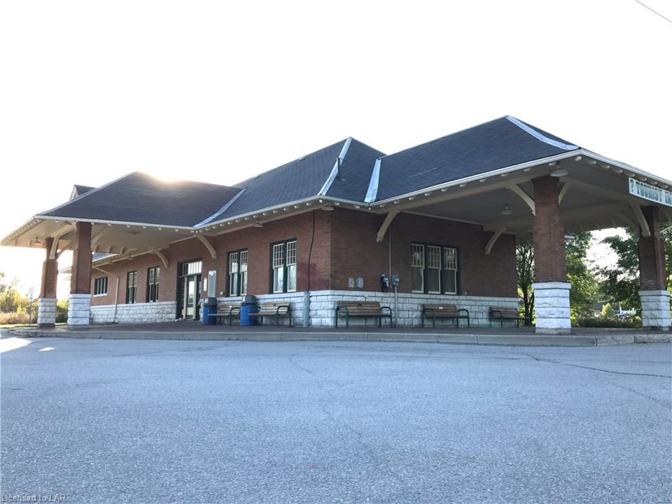 orillia train station