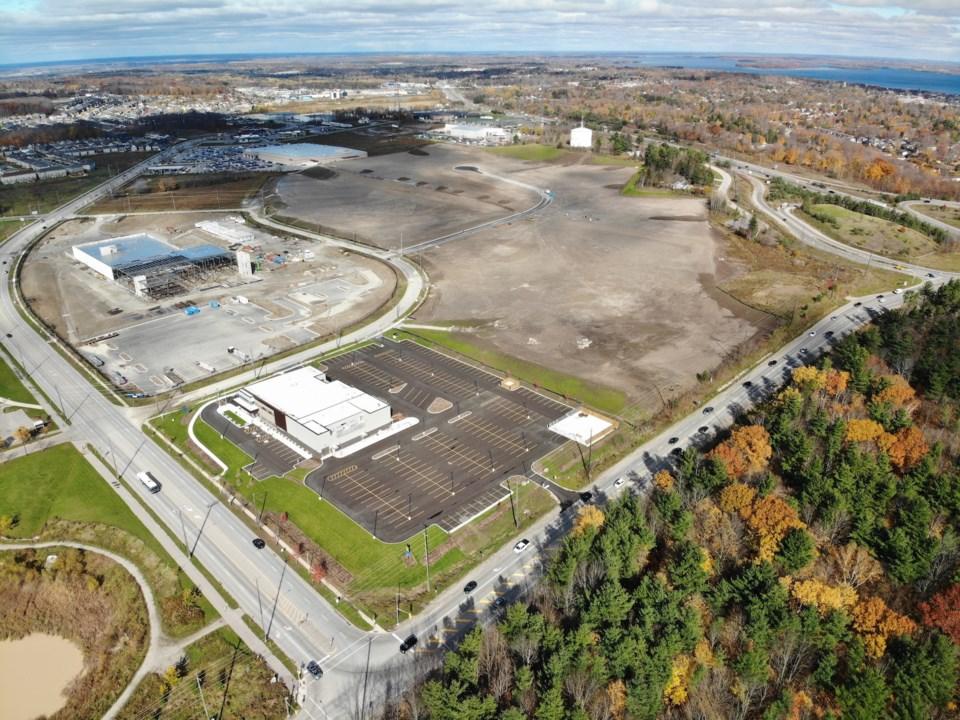 Horne Business Park expansion lands