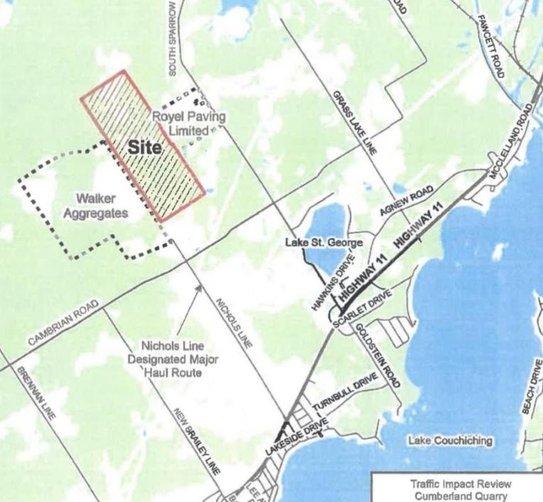 2020-09-25 Cumberland quarry map