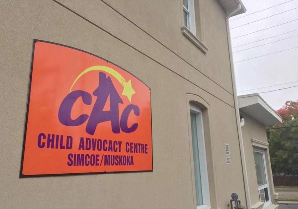2018-10-03 Child Avocacy Centre Simcoe Muskoka Orillia