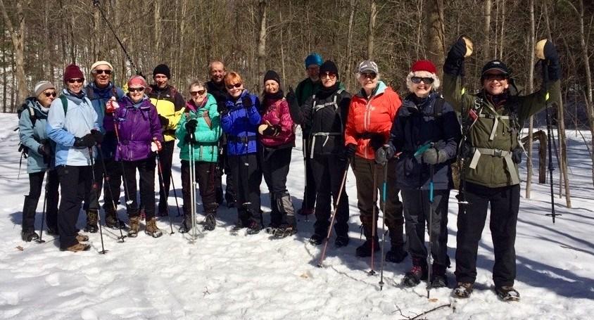 2019-04-06 ganaraska hikers