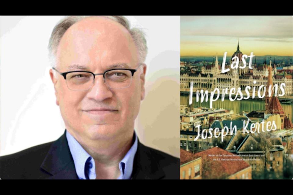 Joseph Kertes, Last Impressions(Penguin Random House).