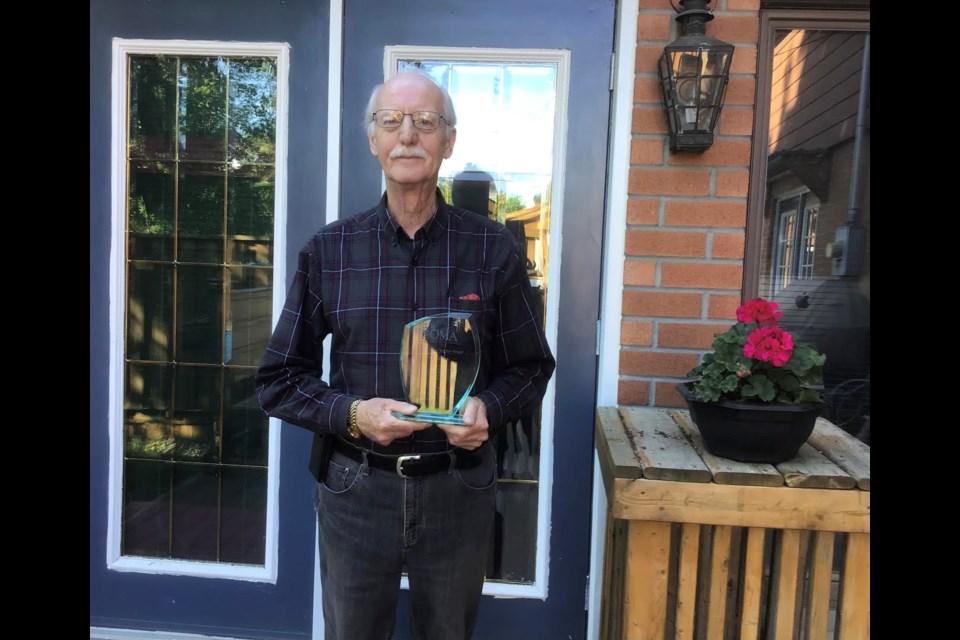Dr. Gary Smith is one of the 2021 Ontario Medical Association Glenn Sawyer Award recipients.