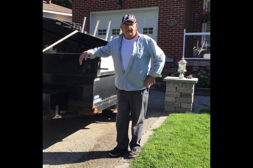 For over a decade, 74-year-old Ron Vance has been collecting and recycling old appliances as a way to raise money for charity.