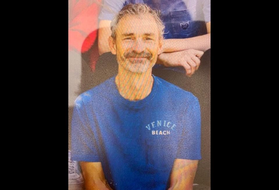 2021-07-29 Ian Walker missing male OPP