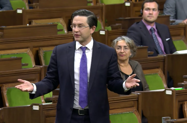 pierre poilivere in house of commons angry about gateway jackpot