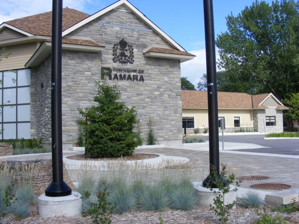 township of ramara municipal building