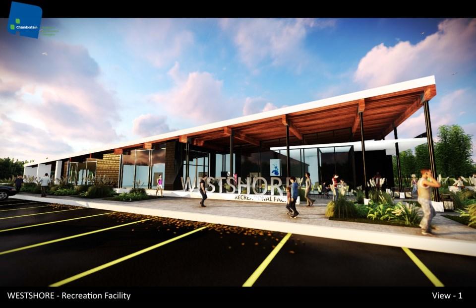 2019-10-25 Westshore Recreation Centre