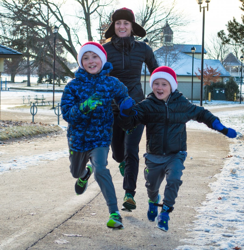 Passionate Runners Brave Chill For Snowflake Series (10