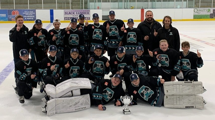 Caledonia Cup Champs