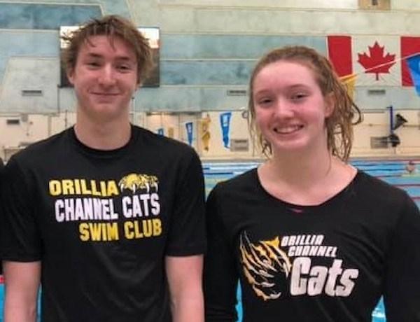 Ontario Swimming Championship Swimmers (2)