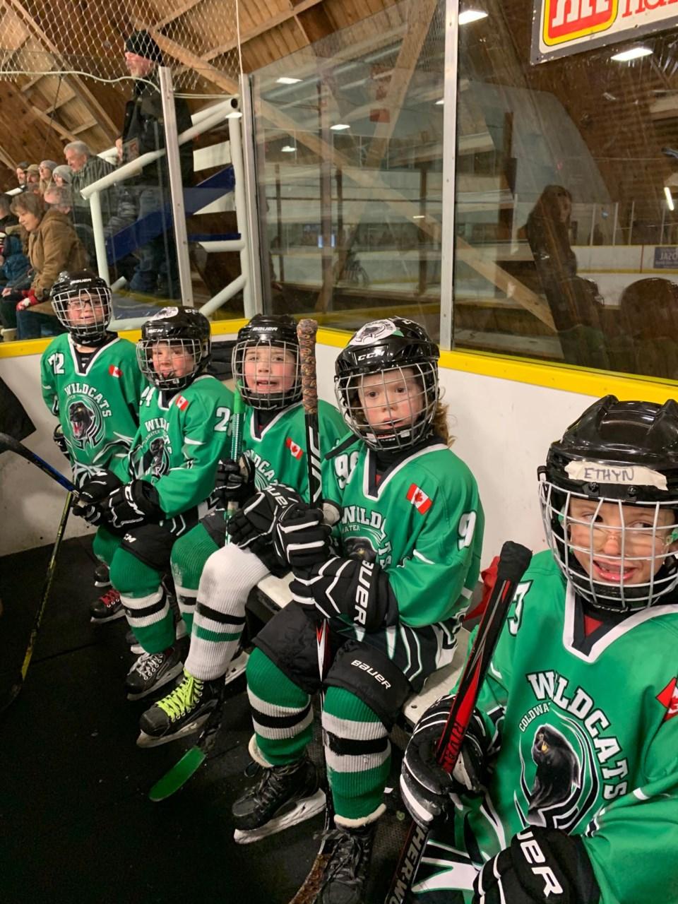 Coldwater Minor Hockey