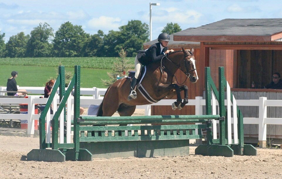 Cameron Edwards showing Eighth Wonder of the World in the Development Hunter. Provided photo