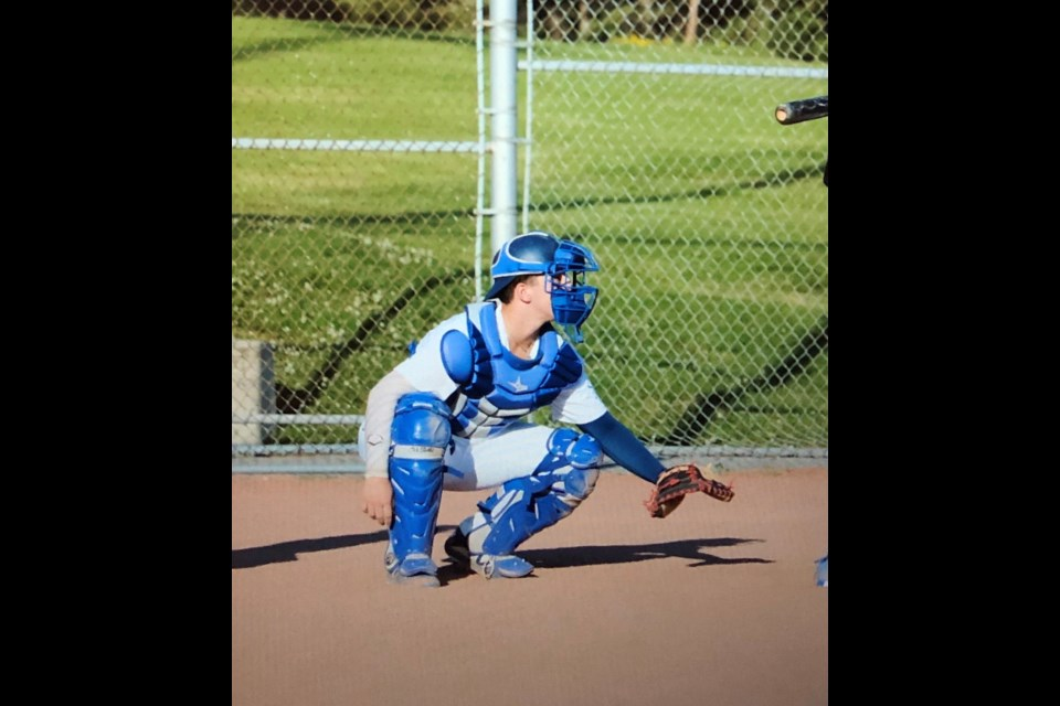 Orillia Royals star catcher Lucas Mackey is moving down south to Watertown, New York in pursuit of his baseball dreams.