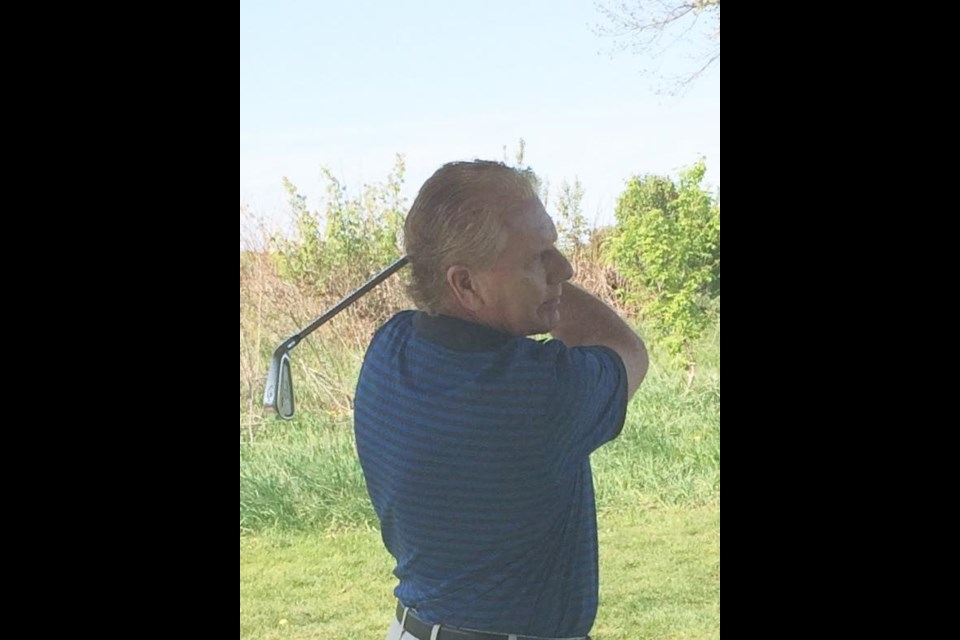 Orillia golf teacher Murray St. Onge coached over 60 junior golfers to NCAA golf scholarships in his teaching career.