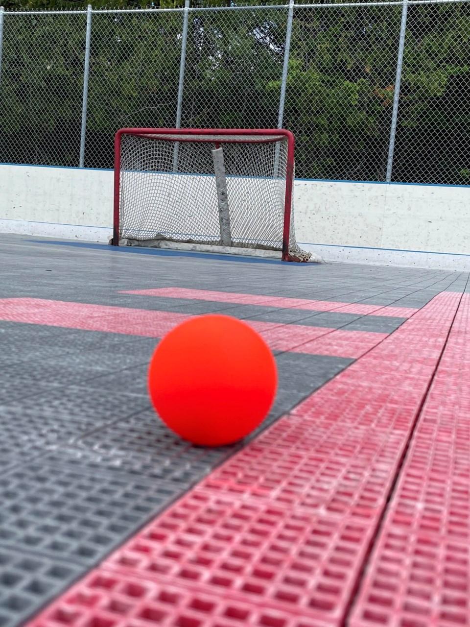 Orillia Ball Hockey Club June 21
