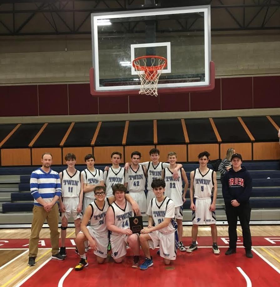 Twin Lakes 2019 senior boys basketball