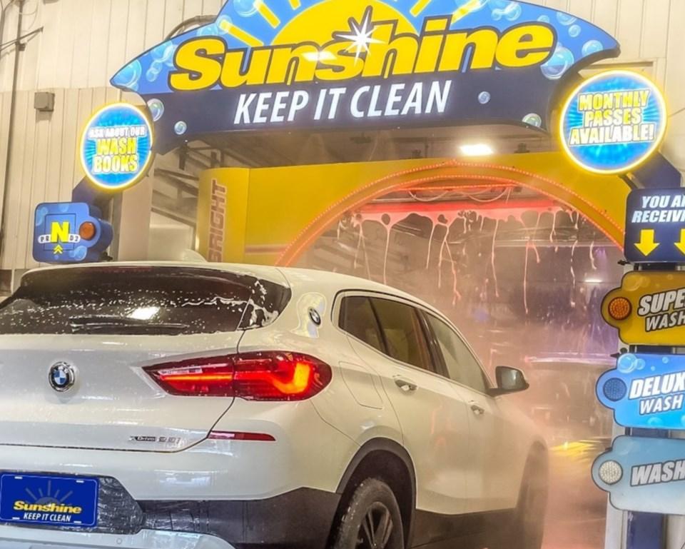 sunshine superwash