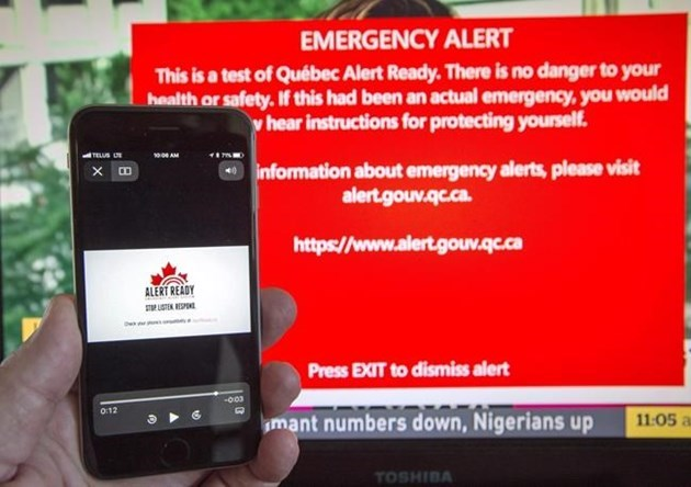 Wolf administration to use emergency alert system for COVID-19 updates