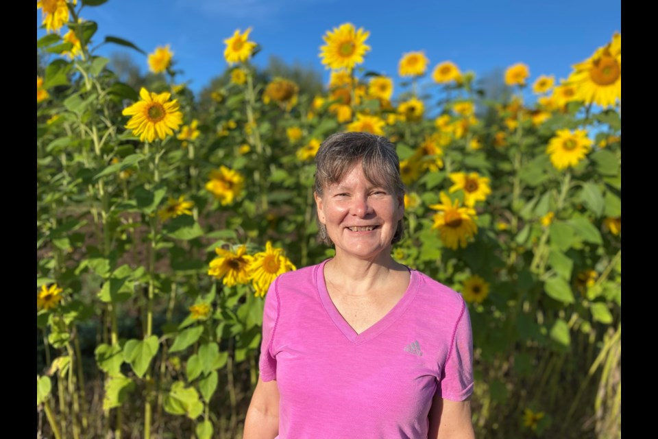 Beth Trobridge has been a volunteer with the Ottawa Food Bank since 2005.