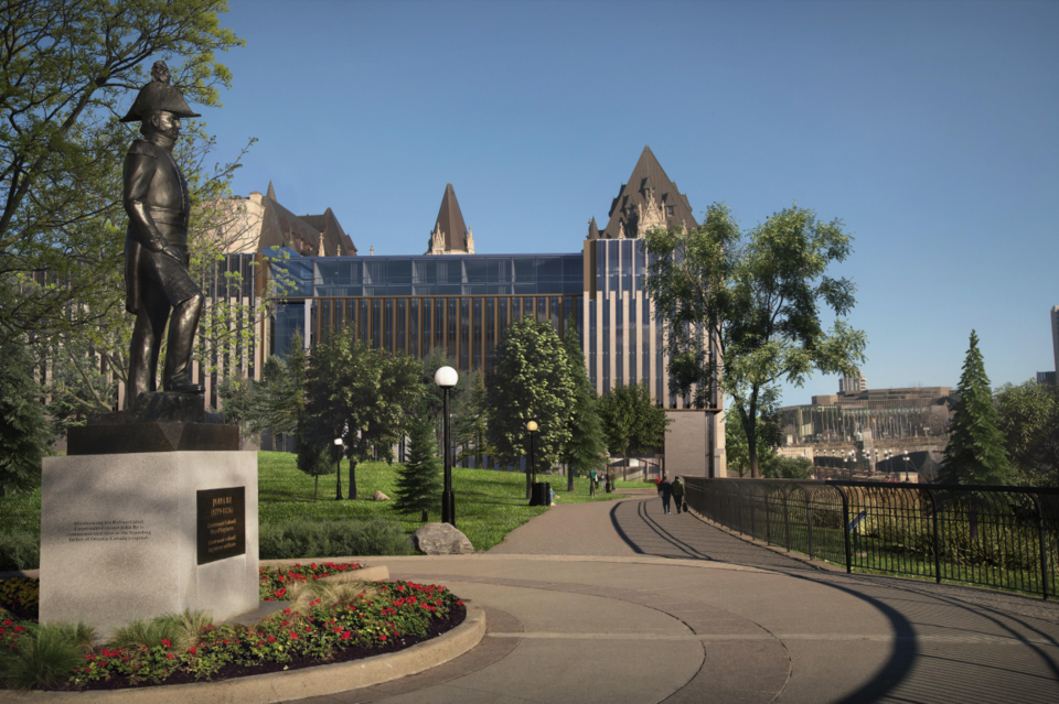 chateau laurier re-do