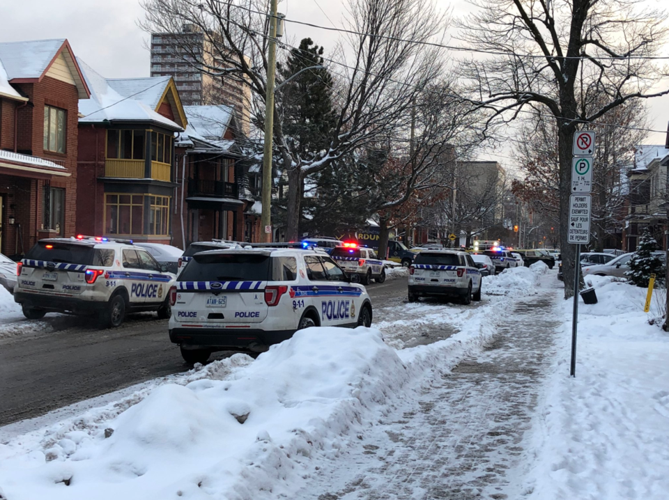 Shooting in Canada's Ottawa leaves one dead, 3 injured
