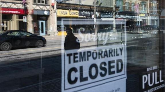 glebe closed stores covid