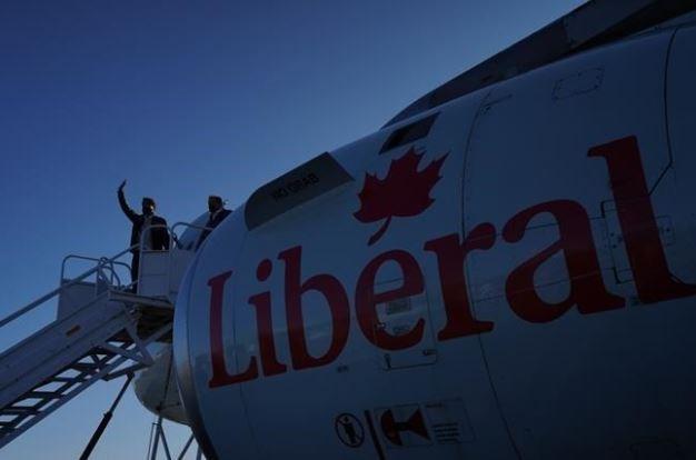 liberal airplane