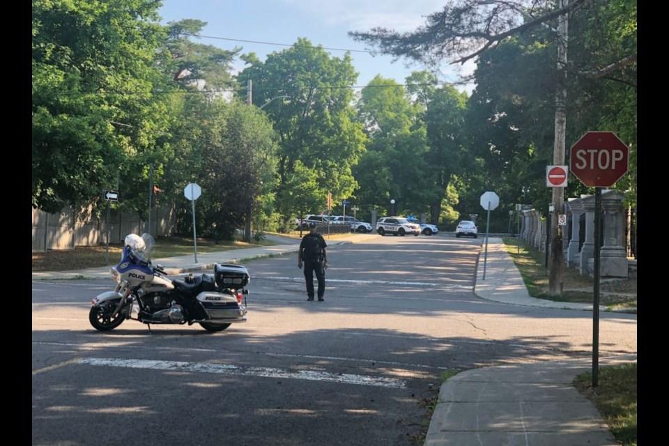 Armed Man Drives Through Gate Near Trudeau Residence