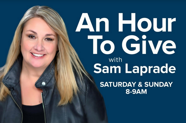 Sam L. an hour to give