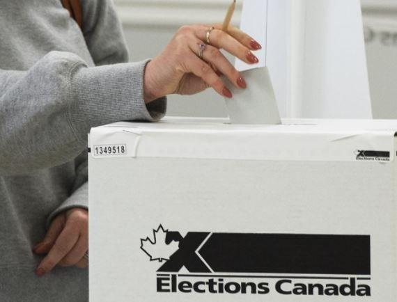 voter ballot 2021