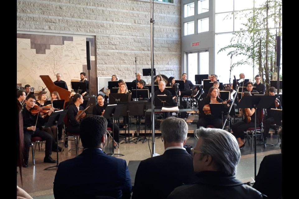 Ottawa Symphony Orchestra. Ryley White/ Ottawa Matters