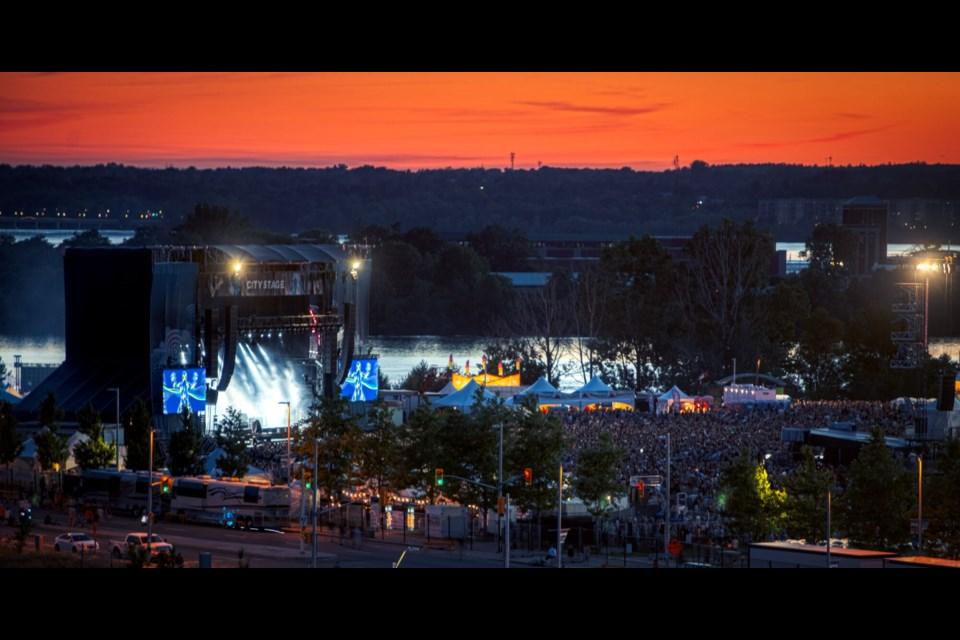RBC Bluesfest 2019. Photo/ Scott Penner