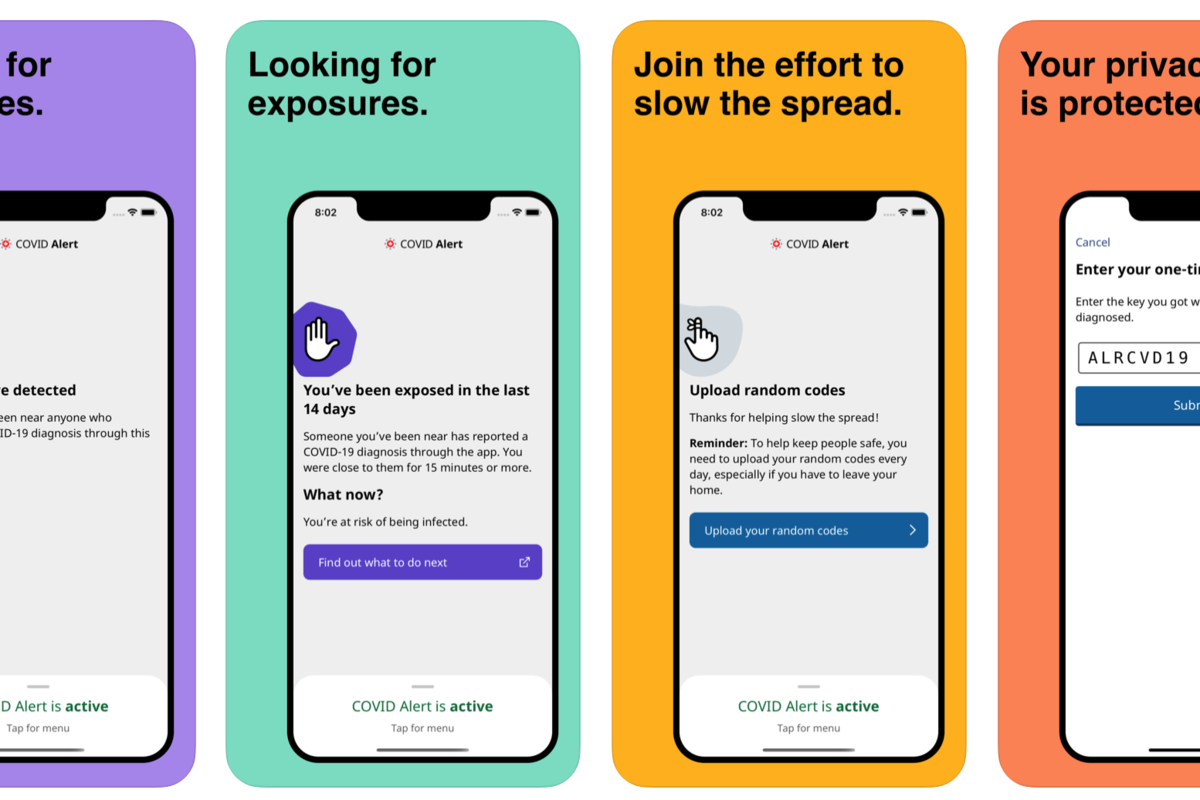 Covid Alert App Now Available In Ontario Bradfordtoday Ca