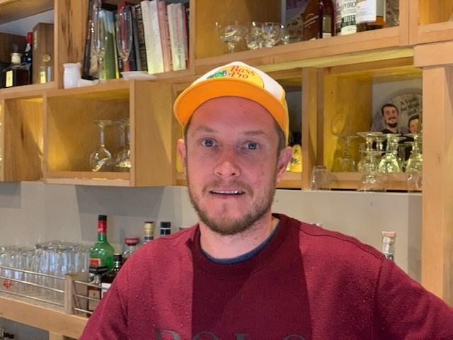 Erling Variety's Liam Vainola