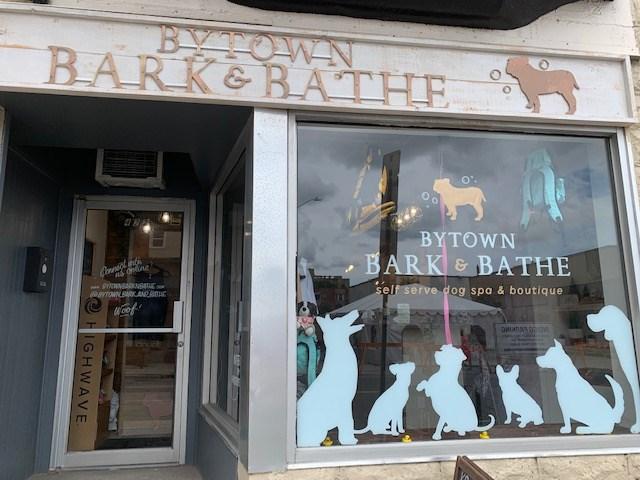 Bytown Bark & Bathe.