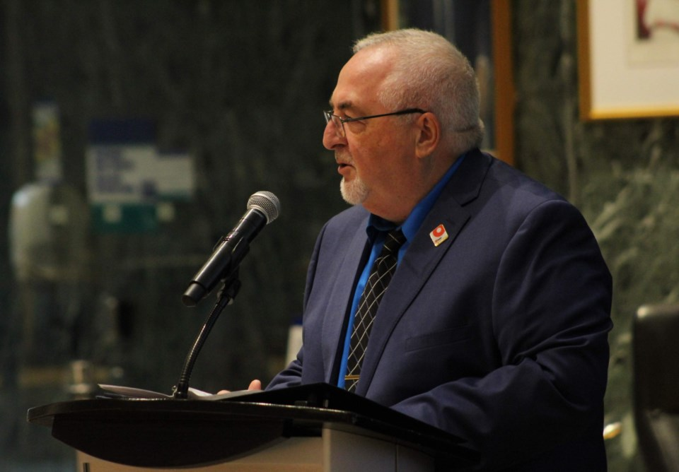 2019-08-23 Ottawa City Councillor Allan Hubley MV1