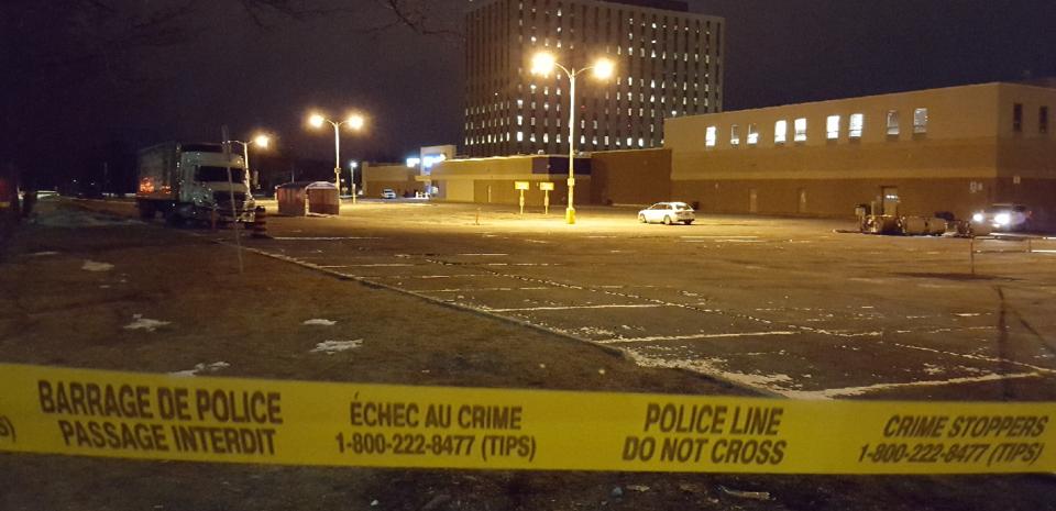 2018-03-05 - Billings Bridge murder scene