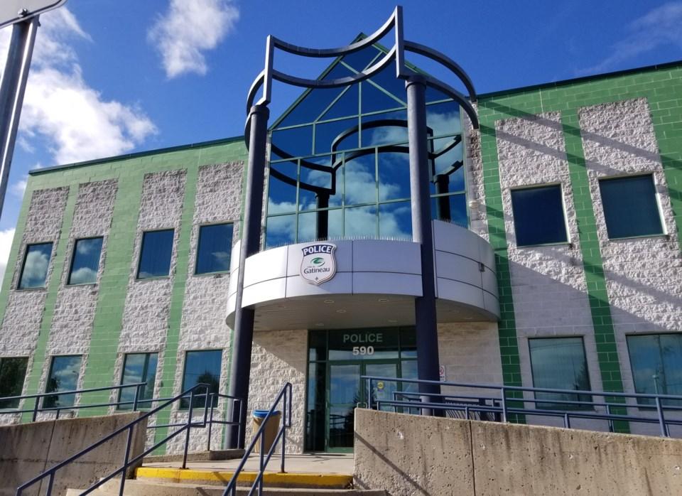 2018-10-26 Gatineau Police headquarters
