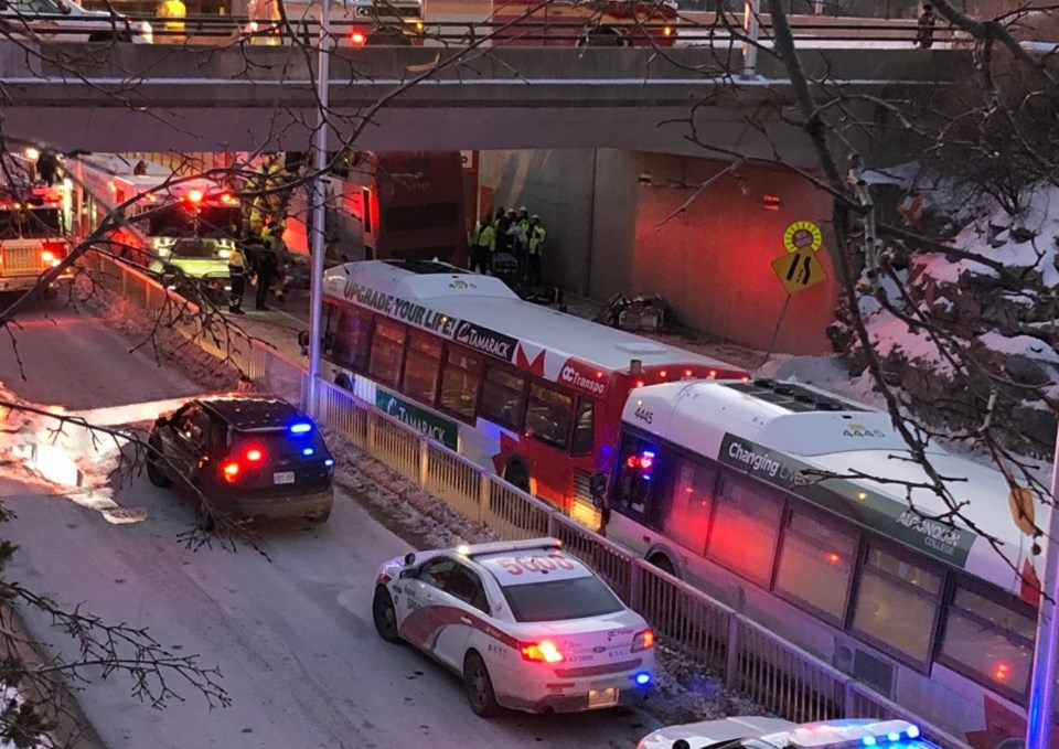 2019-01-11 Westboro bus crash 3