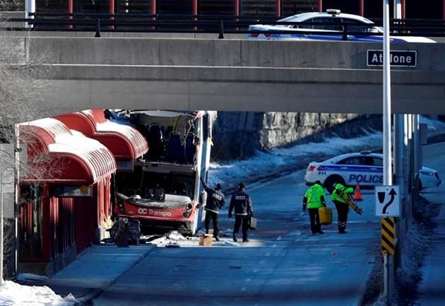 2019-01-12 Westboro Station bus crash CP1