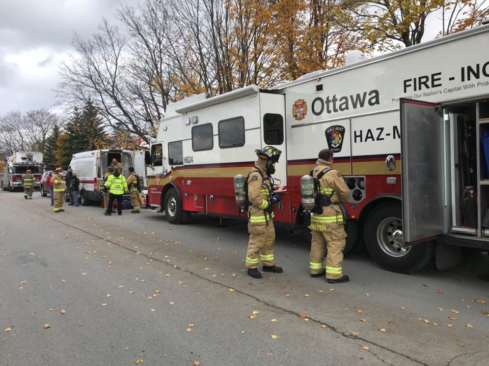 2020-10-28 ottawa fire services hazmat team