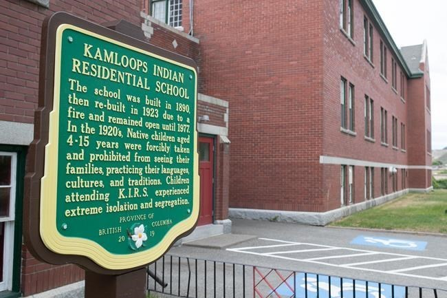residential school kamloops