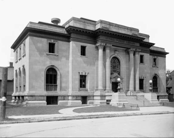 2018-04-30 Carnegie Library