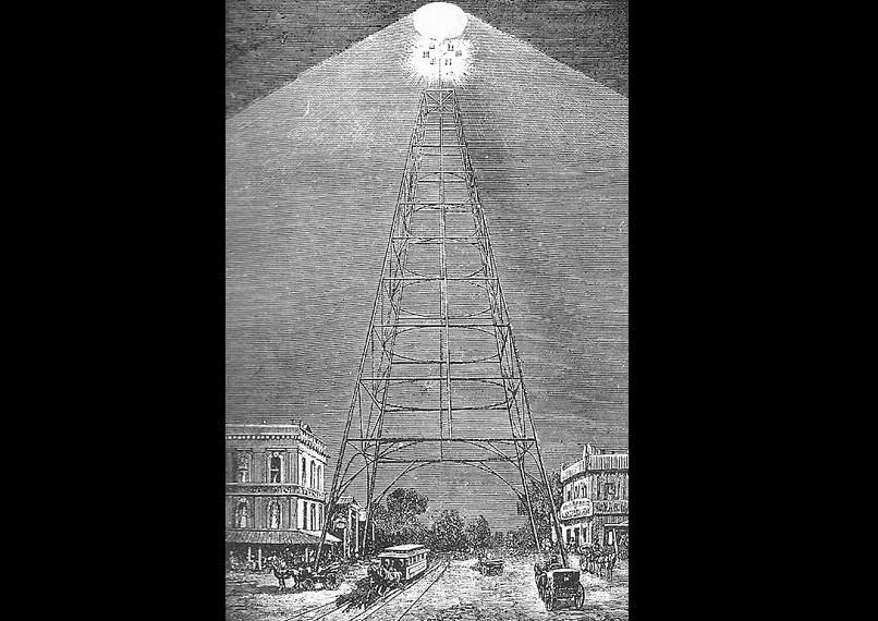 2020-05-04 street light tower ottawa history