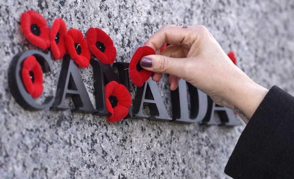 2018-11-09 Remembrance Day Ottawa