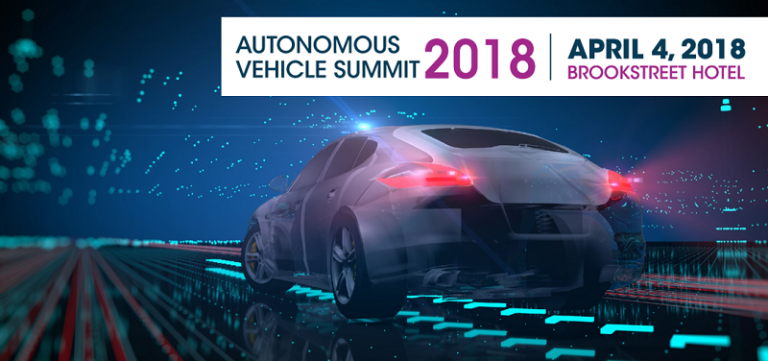 2018-04-03 Autonomous Vehicle Summit Ottawa