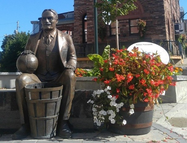 2019-05-31 Mississippi Mills James Naismith