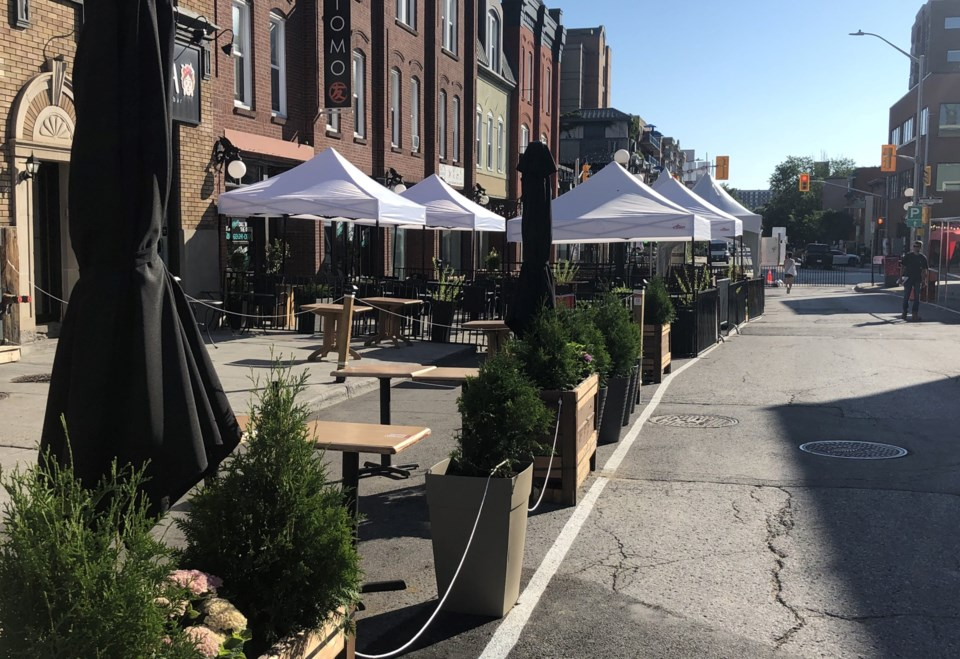 2020-07-15 ByWard Market extended patio CK1