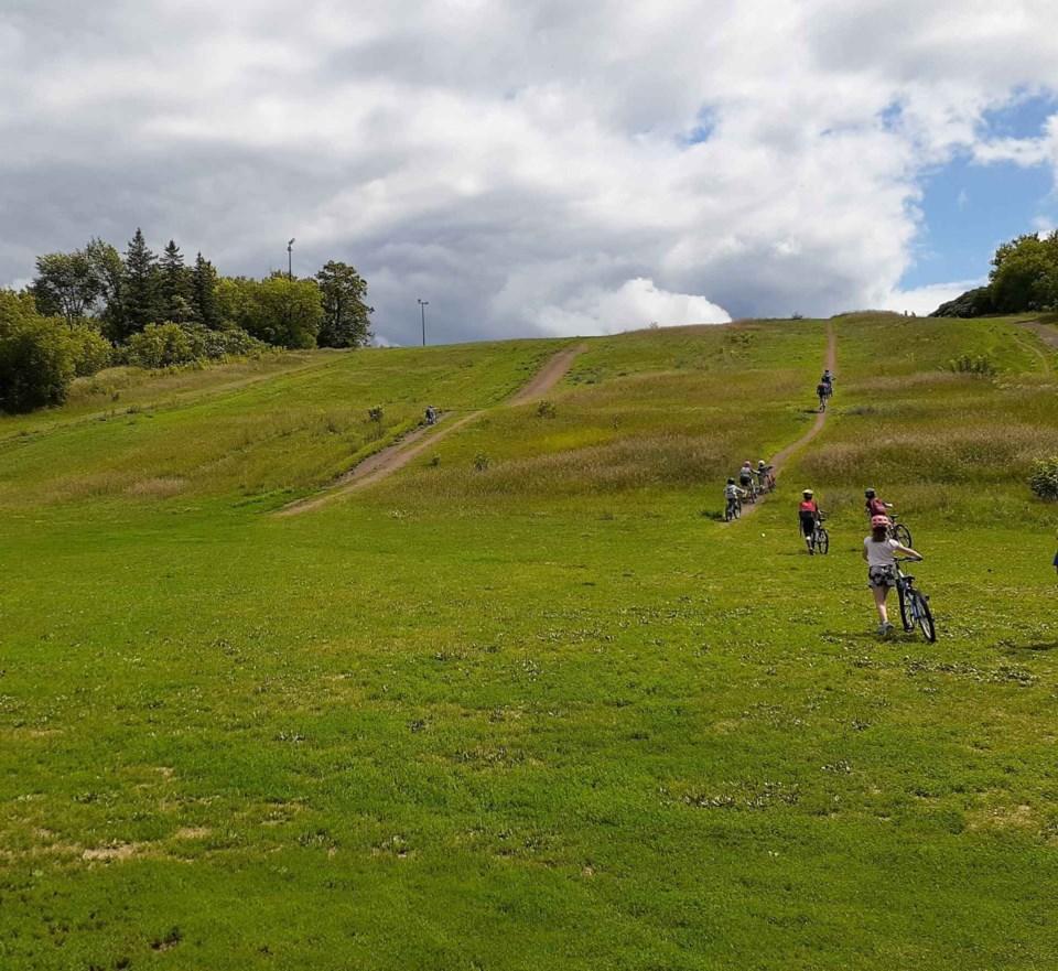 2020-08-01 Carlington Hill Anne Heggtveit Hill
